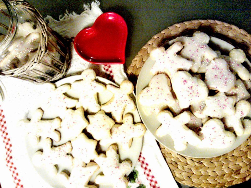 biscotti tipo befane