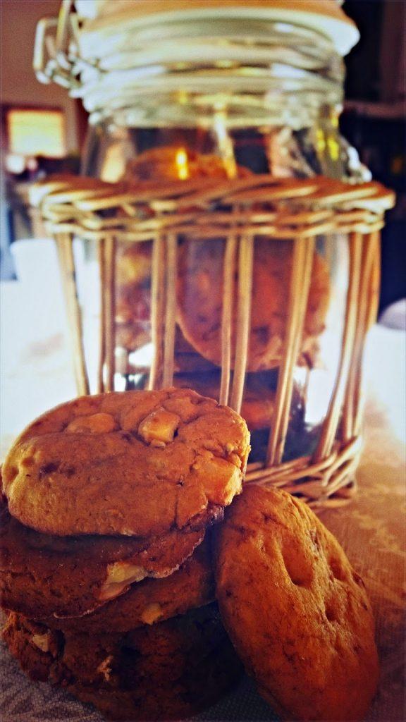 biscotti zucchero muscovado e farina di riso