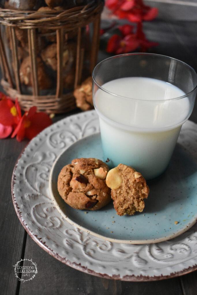 biscotti muscovado farina riso