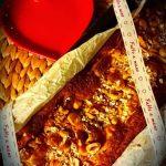 Torta di mele, avena e nocciole per Re-cake 2.0
