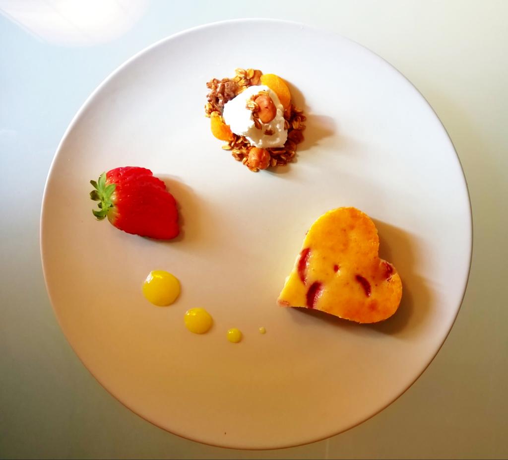 dessert monoporzione