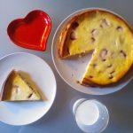 Gordon Ramsay's baked cheese cake (e la mia versione al caprino)