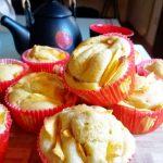 Mini-muffins light alle mele & cannella