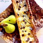 Clafoutis alle pere & cioccolato – Re-cake #8