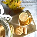 Melting moments al limone