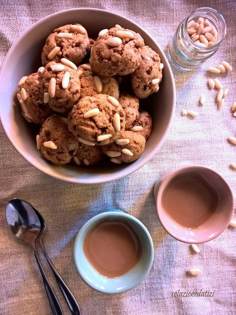 Biscotti al farro e malto d'orzo