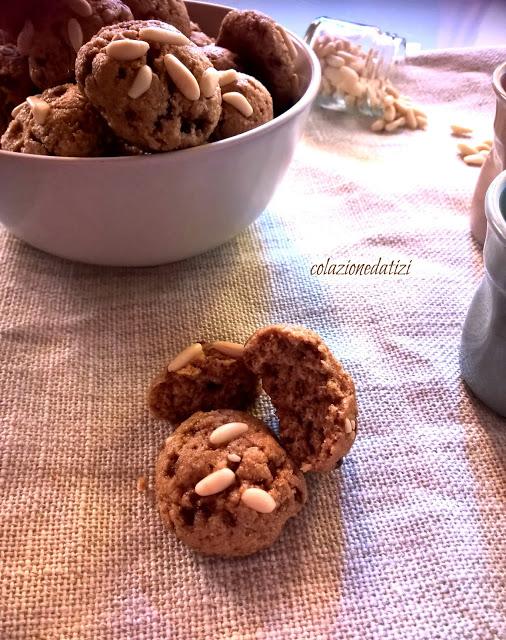 biscottini farro e malto d'orzo