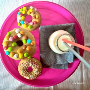 Donuts speziati