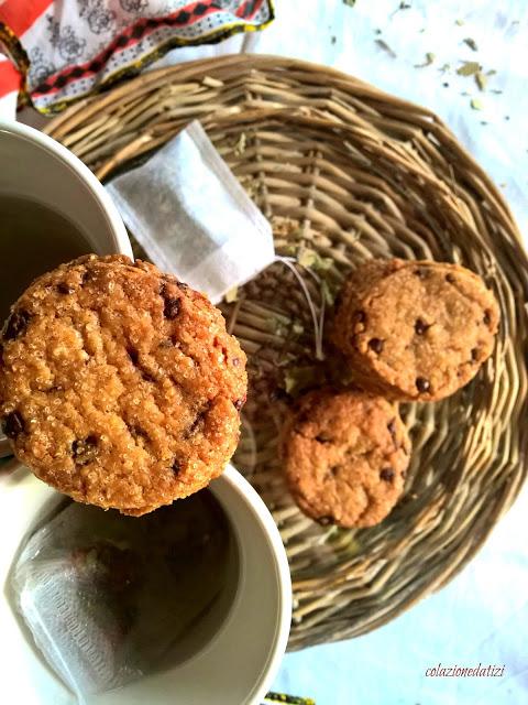 biscotti vegani con farina di kamut