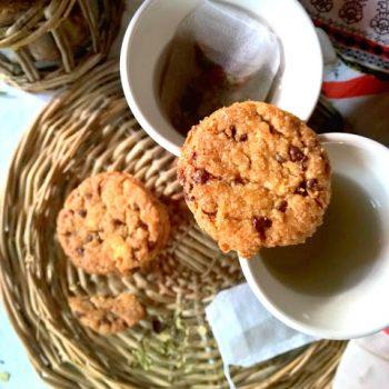 Biscotti vegani al kamut