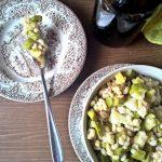 Orzotto zucchine & pecorino