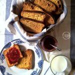 Fette biscottate & marmellata home made