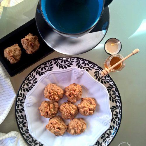 biscotti al burro di datteri