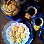 Biscotti di frolla montata – ricetta ideale per sparabiscotti