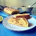 Treccia svedese alle mele #re-cake 2.0