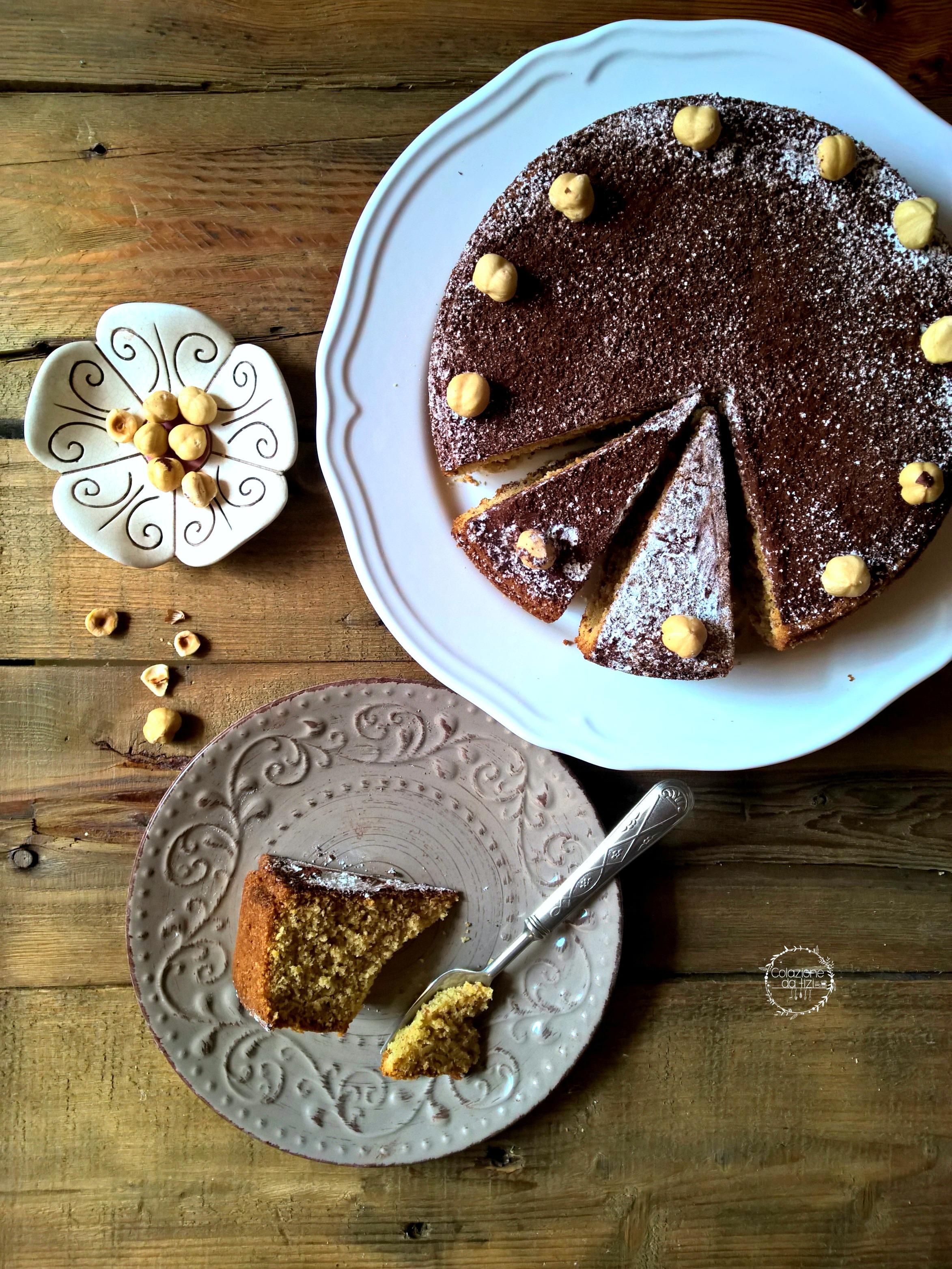 torta nocciole e olio evo 3