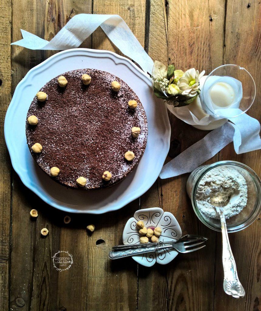 torta nocciole olio evo 2
