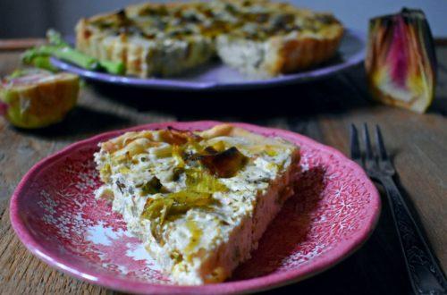 torta salata verdure primaverili