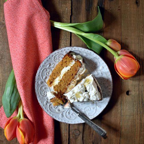carrot cake farcito camillone