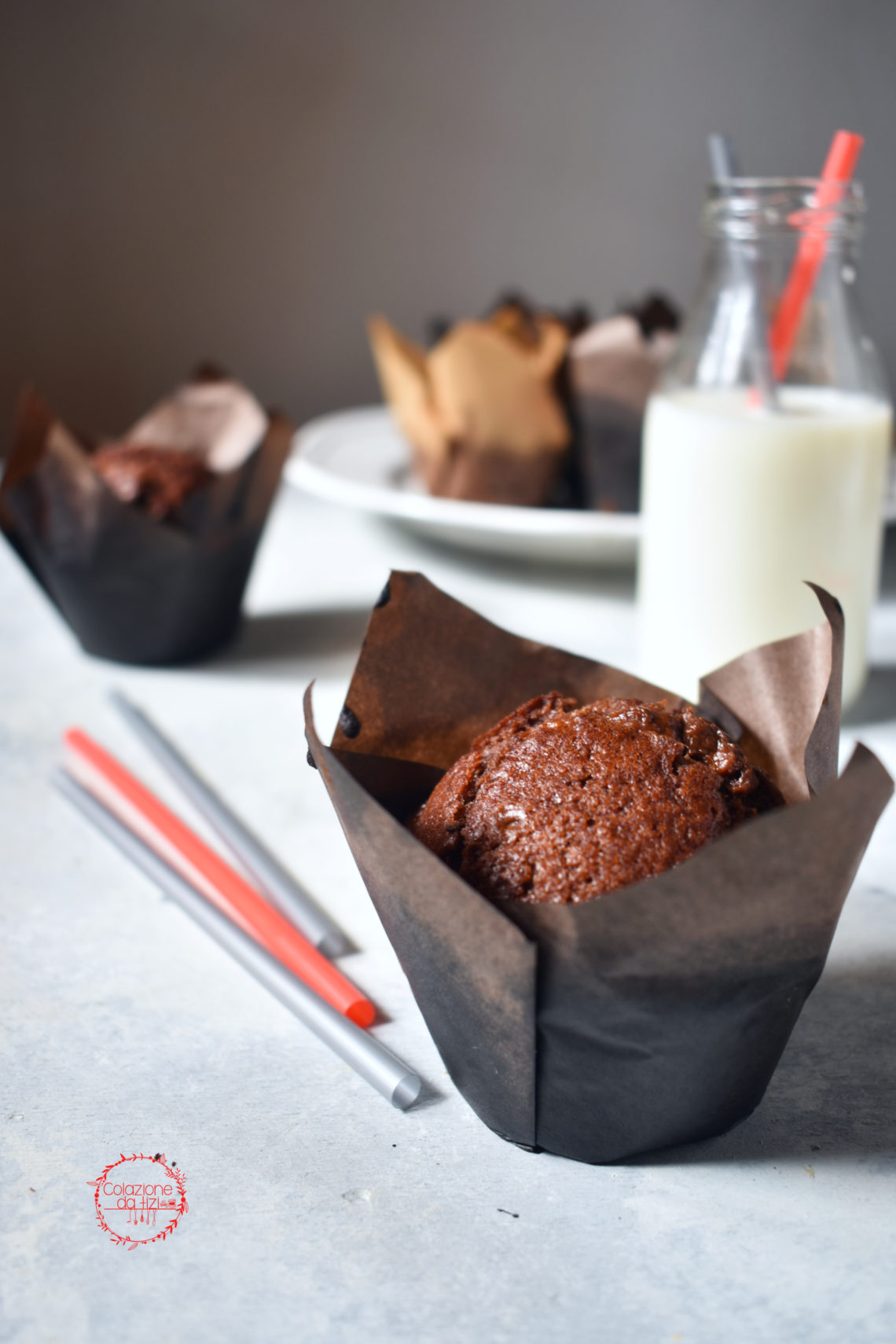chocolate muffin 1