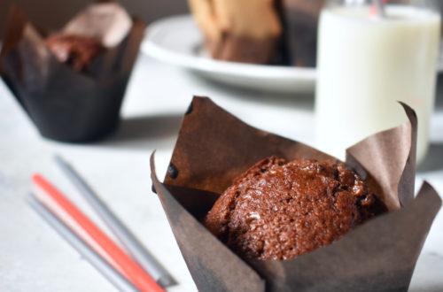 chocolate muffin 1