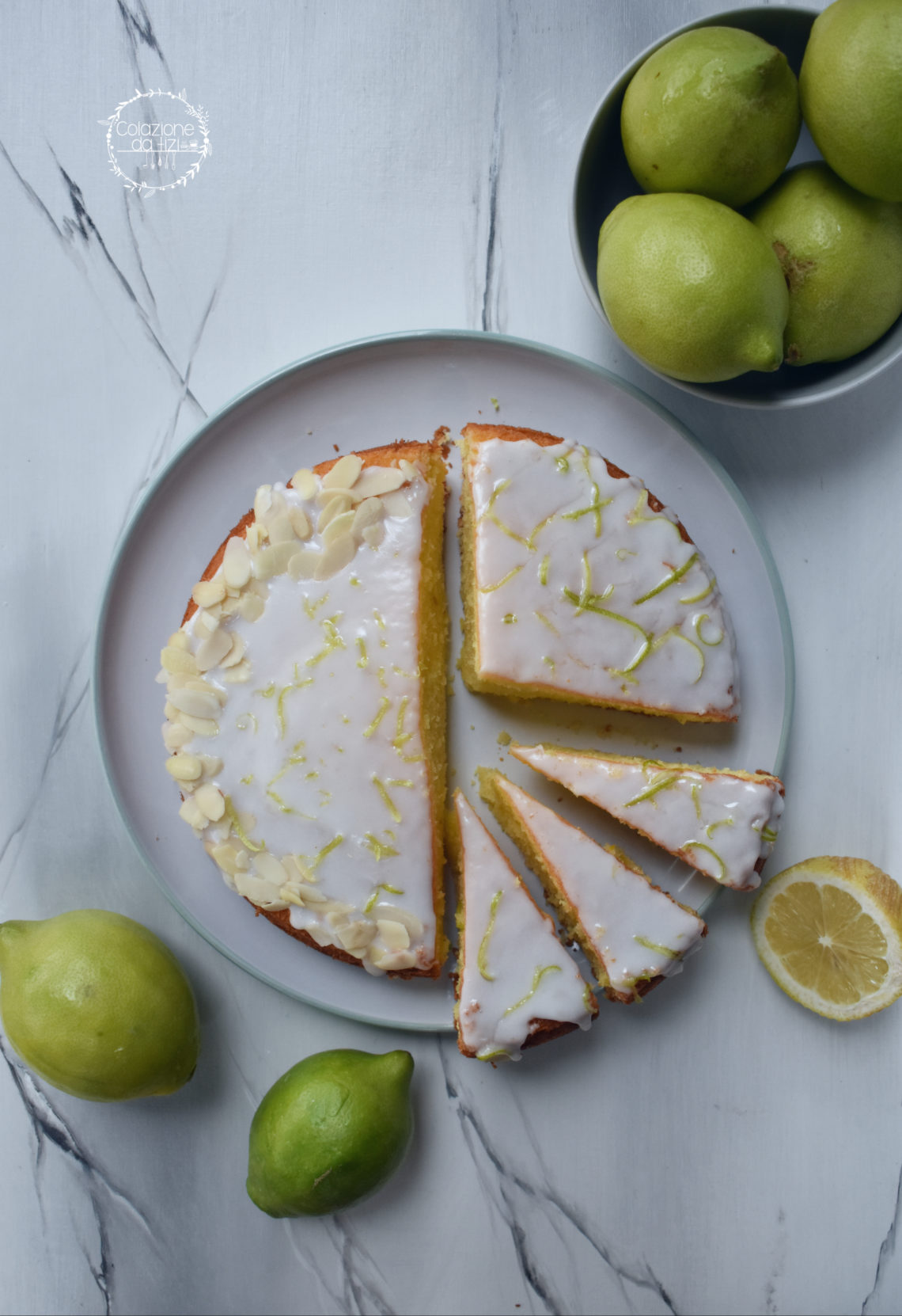 luna limone torta