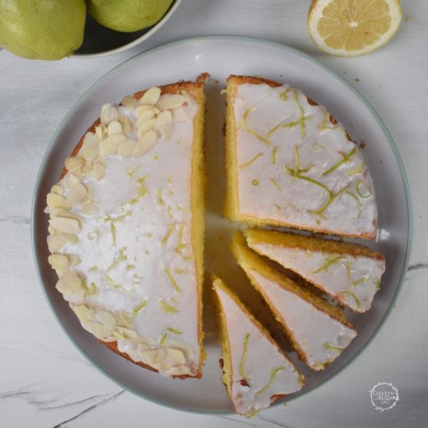 torta luna di limone