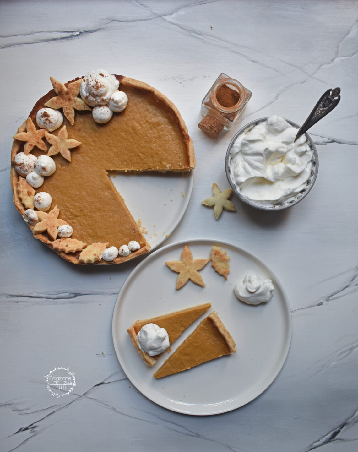 pumpkin pie torta alla zucca