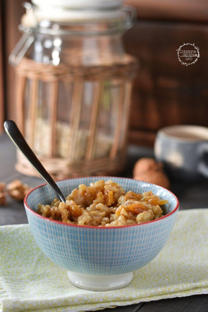 crema cereali macrobiotica